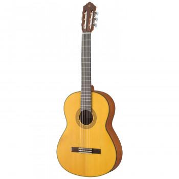 Yamaha CG122MS - классическая гитара 4/4, ель, цвет - натуральный матовый