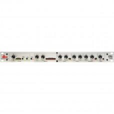 dbx 286S - микрофонный предусилитель/процессор. Фантомное питание +48В