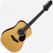 GregBennett D2-12/N - Акустическая гитара 12 струнная, dreadnought, Ель, анкер, ключ.(Индонезия)