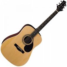 GregBennett D2/N - Акустическая гитара, дредноут, Ель, анкер, ключ.(Индонезия)