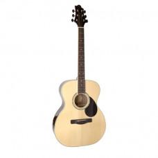 GregBennett GOM100S/N - акуст. гитара, оркестровая модель, ель, цвет натуральный