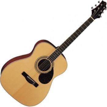 GregBennett OM5 - Акустическая гитара, цел. Ель, анкер, ключ.(Индонезия)