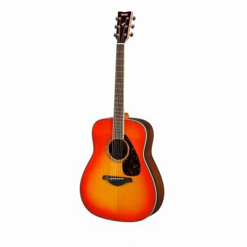 Yamaha FG830 AB - акуст гитара, дредноут, верхняя дека массив ели.