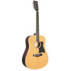 Caraya F630-N Акустическая гитара цвет натуральный