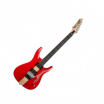 Dean SK6 FRD New Zoltan Floyd Ferrari red - электрогитара типа Ibanez