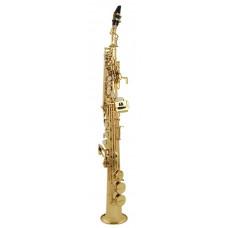 John Packer JP043G Саксофон сопрано Bb прямой золотой лак