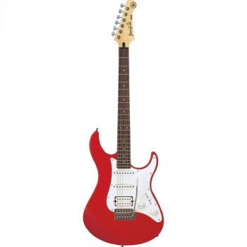Yamaha PACIFICA112JRM -  электрогитара типа страт, S-S-H, V+T+5W, цвет красный металлик