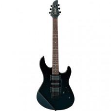 Yamaha RGX121ZBLACK - Электрогитара типа ибанез, H-H,V+T+5W, цвет чёрный